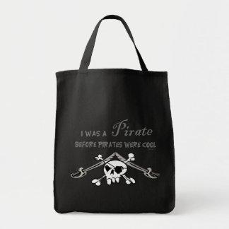 Bolso fresco del pirata bolsa tela para la compra