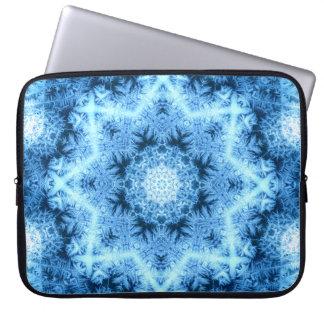 Bolso geométrico de la electrónica de la estrella  fundas portátiles