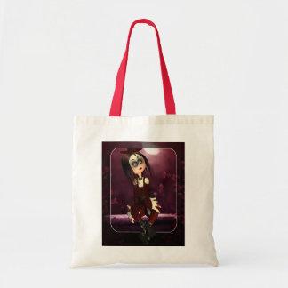 Bolso gótico de la muñeca de trapo bolsas