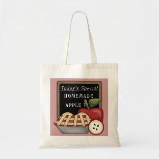 Bolso hecho en casa de la empanada de Apple Bolsa