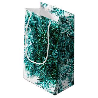Bolso helado del papel de regalo de la rama de bolsa de regalo pequeña