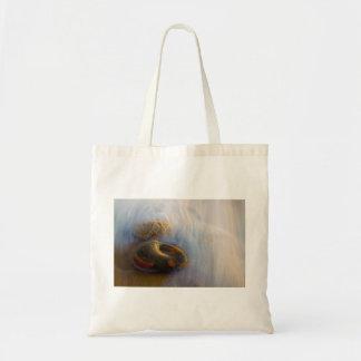 Bolso hermoso de la agua corriente bolsa tela barata