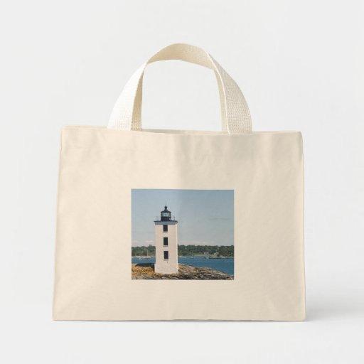 Bolso holandés del faro de la isla bolsas