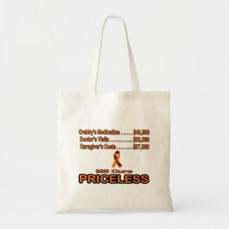 Bolso inestimable de la curación del ms #1 bolsa tela barata