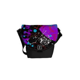 Bolso intrépido, juguetón y elegante bolsas de mensajería