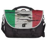 Bolso italiano del ordenador portátil del viajero  bolsas de ordenador