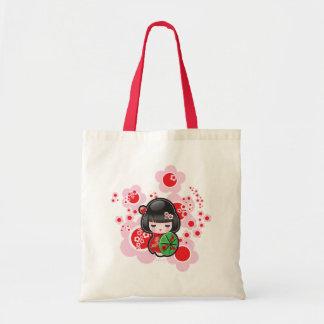 Bolso japonés de la muñeca de Kawaii Bolsa Tela Barata
