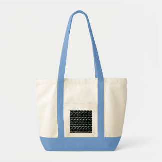 Bolso japonés del mercado del diseño del vintage bolsa tela impulso
