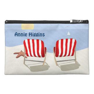 Bolso jubilado del viaje de la silla de playa