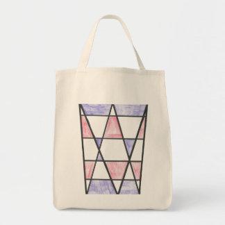 Bolso largo del adorno del diamante bolsa tela para la compra