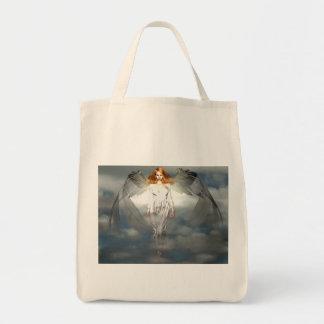Bolso ligero de los ángeles bolsas de mano