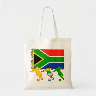 Bolso ligero de Suráfrica del fútbol Bolsa De Mano