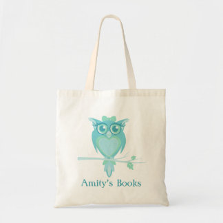 Bolso lindo de la biblioteca de la verde menta de  bolsa tela barata