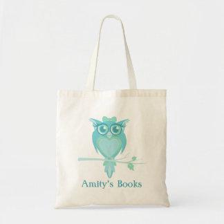 Bolso lindo de la biblioteca de la verde menta de  bolsa de mano