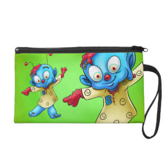 bolso lindo del dibujo animado