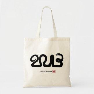 Bolso lunar chino del Año Nuevo 2013