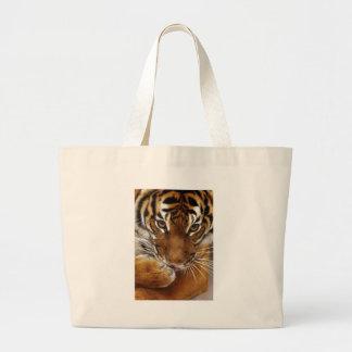 Bolso malayo del tigre #1 bolsa