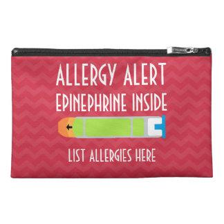 Bolso médico Zippered epinefrina
