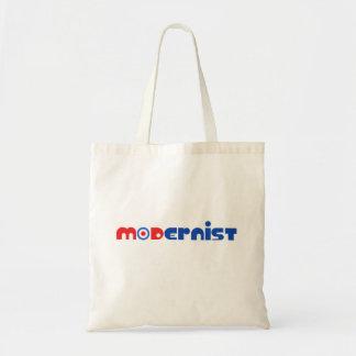 Bolso modernista de la MOD Bolsa Tela Barata