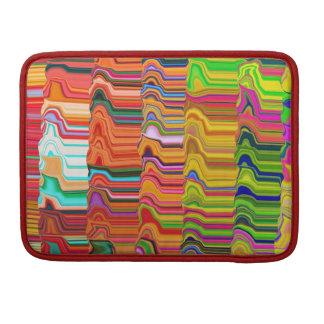 Bolso multicolor fundas para macbooks
