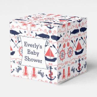 Bolso náutico personalizado del regalo de la caja para regalos de fiestas