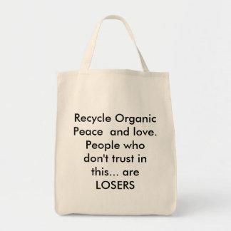 Bolso orgánico bolsa