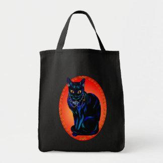 Bolso oval sagrado bolsa tela para la compra