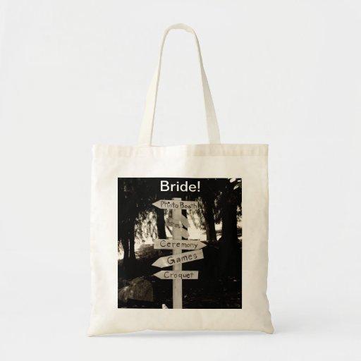 Bolso para la novia bolsa tela barata