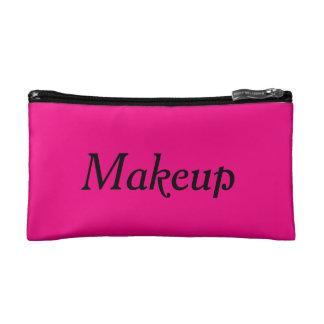 Bolso perfecto del maquillaje….