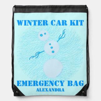 Bolso personalizado de la emergencia del equipo mochila