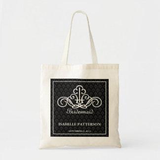 Bolso personalizado del banquete de boda de las vo bolsas