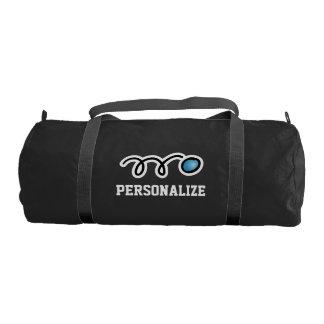 Bolso personalizado del racquetball para el bolsa de deporte