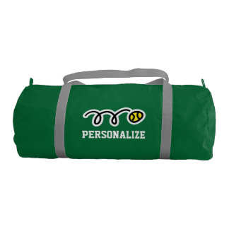 Bolso personalizado del tenis para el jugador y el bolsa de deporte