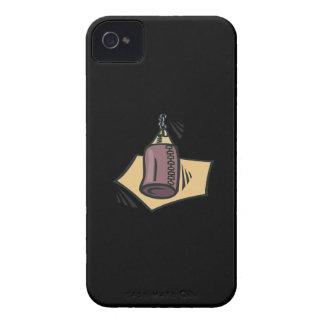 Bolso pesado Case-Mate iPhone 4 coberturas