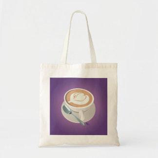 Bolso púrpura de Latte Bolsas