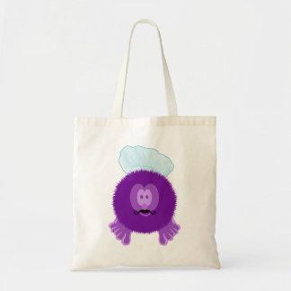 Bolso púrpura de Pom Pom PAL del cocinero