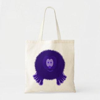 Bolso púrpura oscuro de Pom Pom PAL