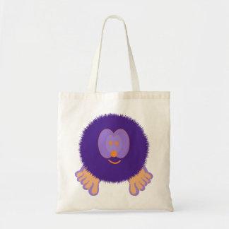 Bolso púrpura y anaranjado de Pom Pom PAL