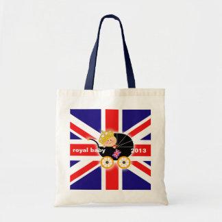 Bolso real británico del bebé bolsas