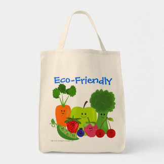 Bolso respetuoso del medio ambiente de las frutas bolsa de mano