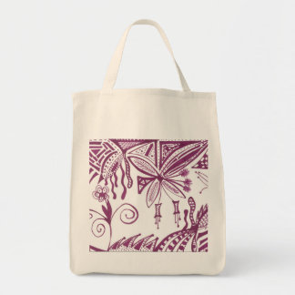 Bolso reutilizable bolsa tela para la compra