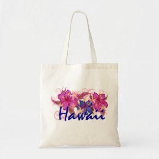 Bolso reutilizable de Hawaii Bolsa Tela Barata