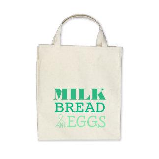 Bolso reutilizable de la leche del pan y de ultra bolsa
