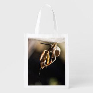 Bolso reutilizable de la yoga del predicador bolsas de la compra