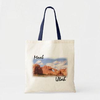 Bolso reutilizable de Moab Utah Bolsa Tela Barata