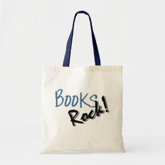 Bolso - roca de los libros bolsas