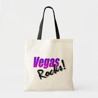 ¡Bolso - rocas de Vegas! Bolsa Tela Barata