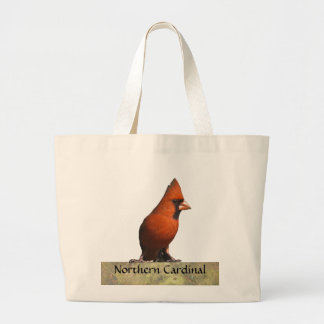 Bolso rojo del cardenal 2 bolsas