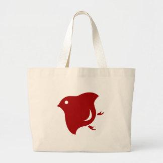 bolso rojo del chorlito bolsa