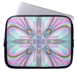 Bolso rosado de la electrónica del diseño de la ag fundas portátiles